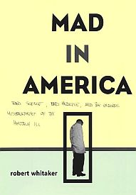 Mad In America book cover